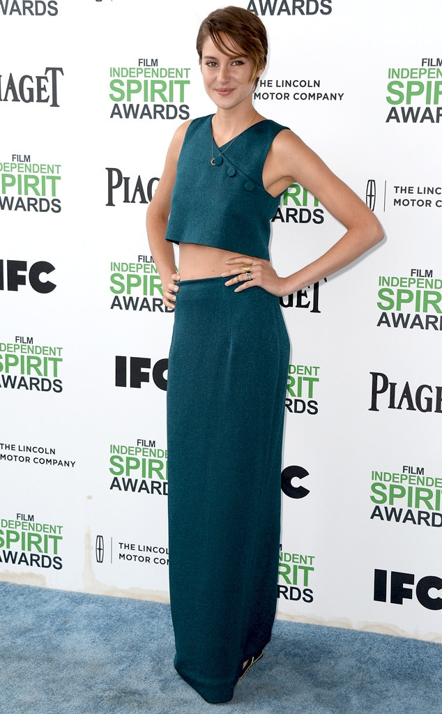 Shailene Woodley, Film Independent Spirit Awards