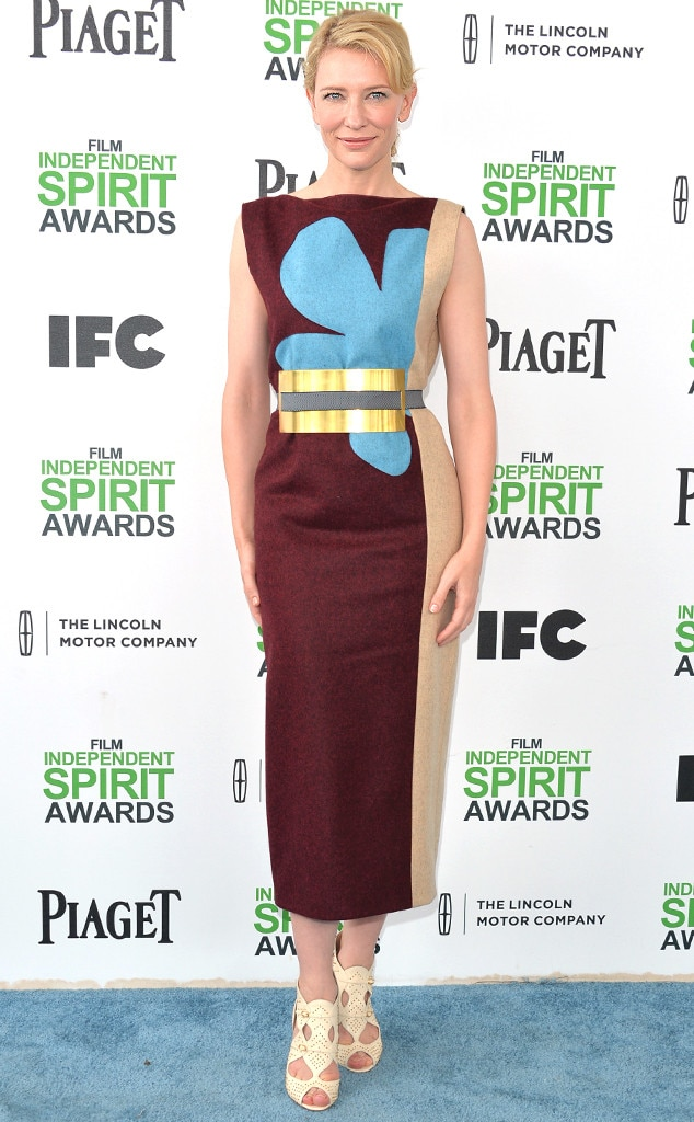 Cate Blanchett, Film Independent Spirit Awards