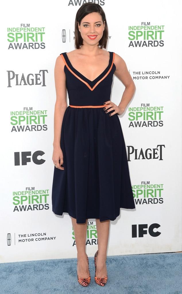 Aubrey Plaza, Film Independent Spirit Awards