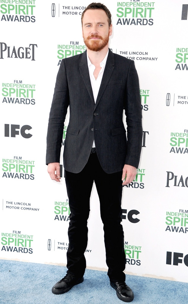 Michael Fassbender, Film Independent Spirit Awards