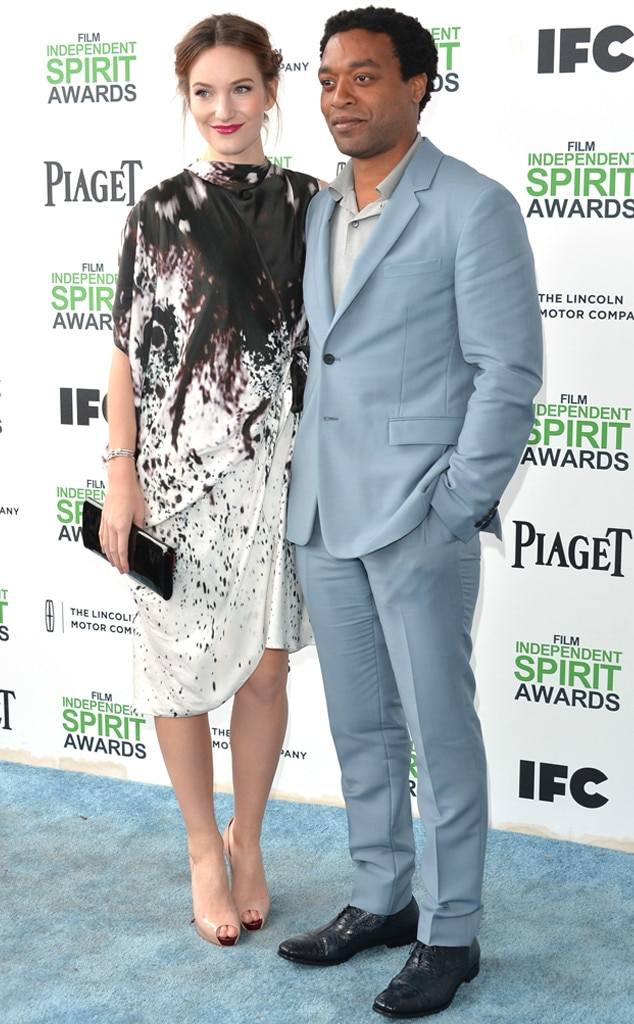Chiwetel Ejiofor, Sari Mercer, Film Independent Spirit Awards