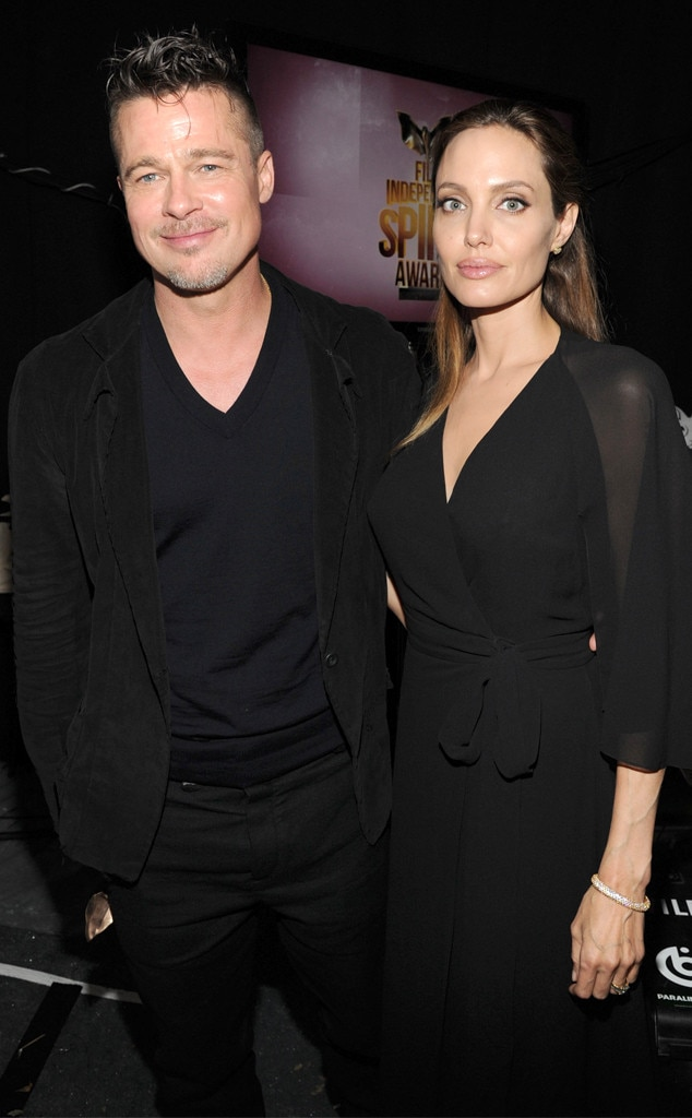 Brad Pitt, Angelina Jolie, Independent Spirit Awards