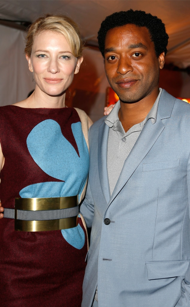 Cate Blanchett, Chiwetel Ejiofor, Independent Spirit Awards