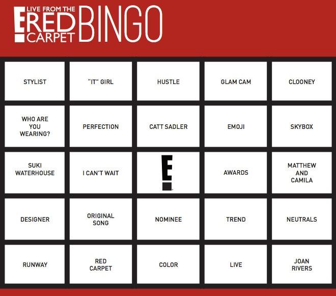 Bingo, 2014 Oscars