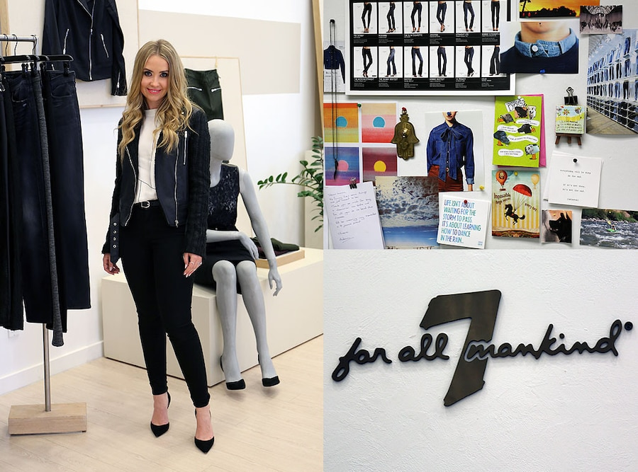 Trendsetters, 7 For All Man Kind, Laura Stauth