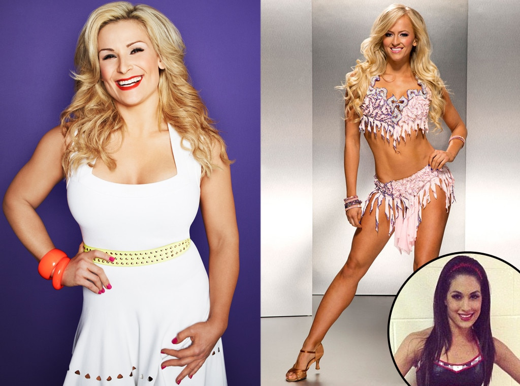 Nattie, Summer Rae, Brie Bella, Total Divas