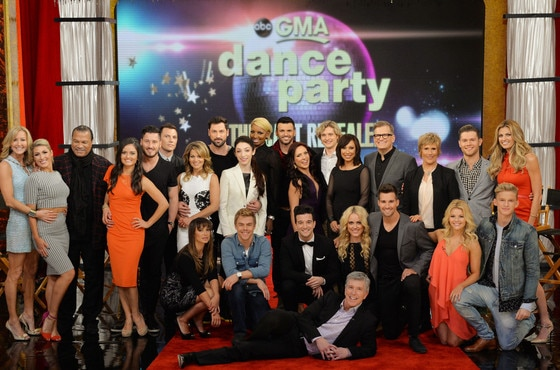 Dancing with the Stars, DWTS Cast