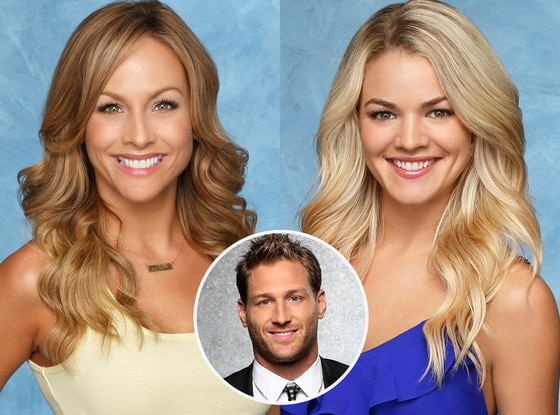 Juan Pablo, Clare, Nikki, The Bachelor
