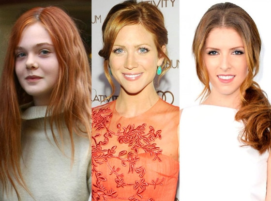 Elle Fanning, Brittany Snow, Anna Kendrick