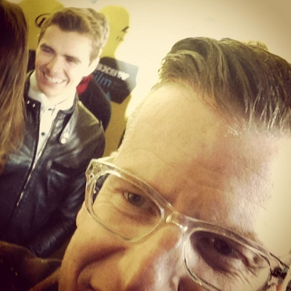 Dave Franco, Marc Malkin, Instagram