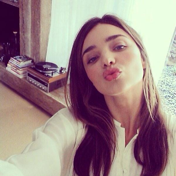 Miranda Kerr, instagram