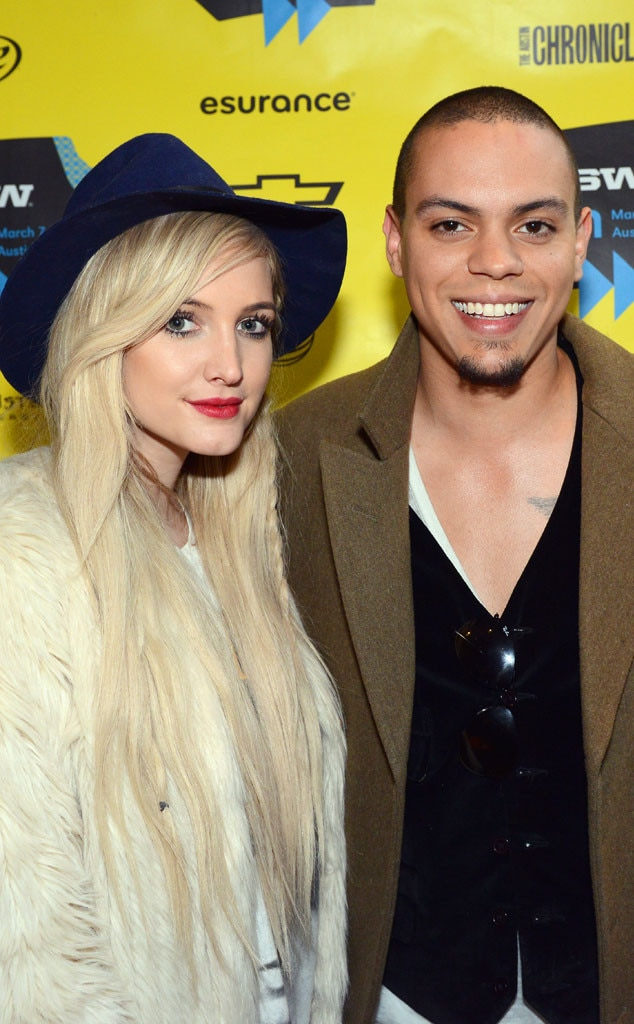 Ashlee Simpson, Evan Ross, SXSW 2014