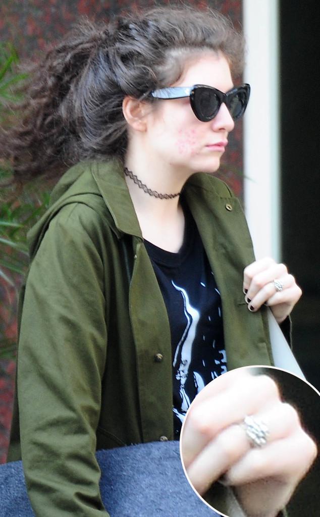 Lorde, Ring