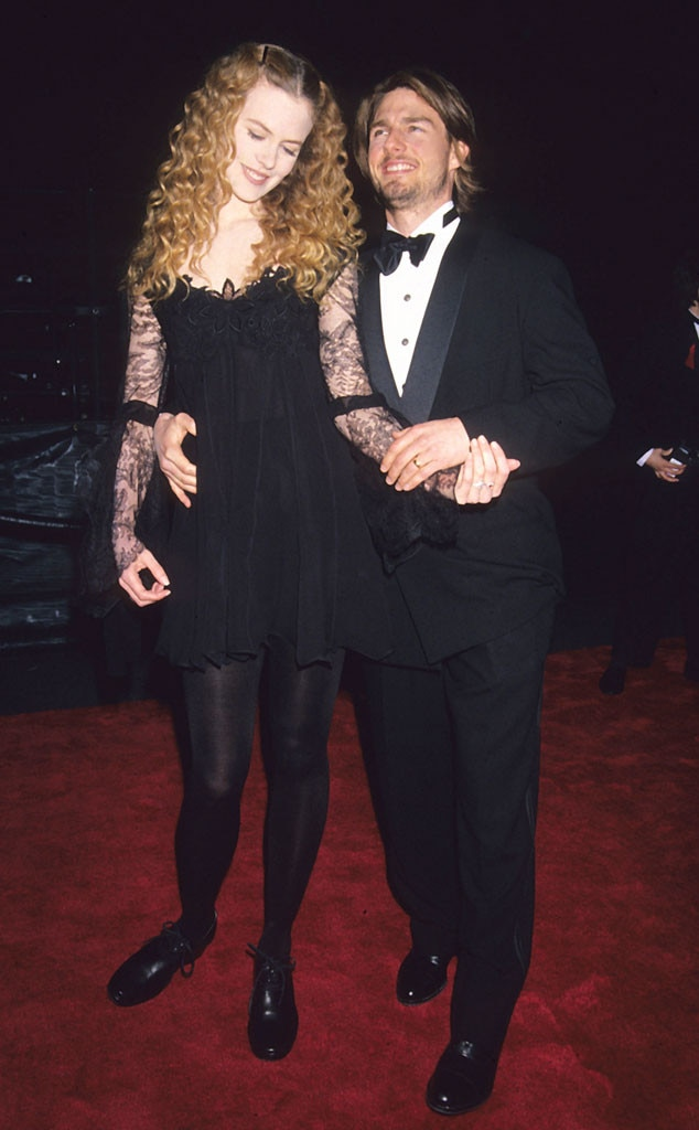 Nicole Kidman reflects on her decision to wed Tom Cruise when she ...
