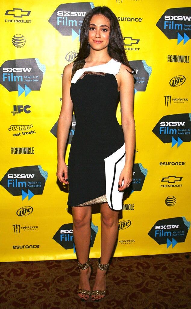 Emmy Rossum, SXSW
