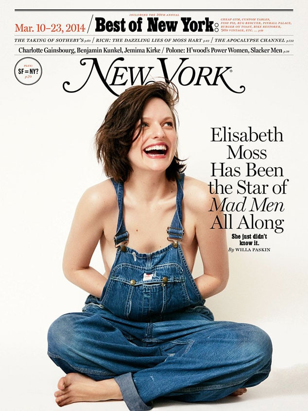 Elisabeth Moss, New York Magazine