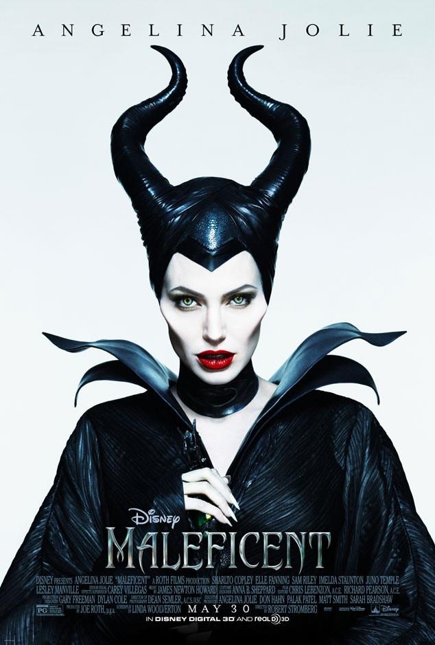 Maleficent Poster, Angelina Jolie
