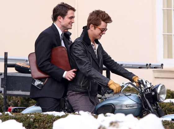 Robert Pattinson, Dane DeHaan