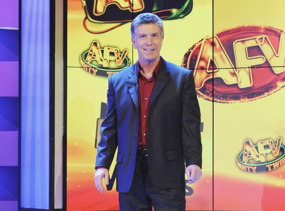 Tom Bergeron, America's Funniest Home Videos