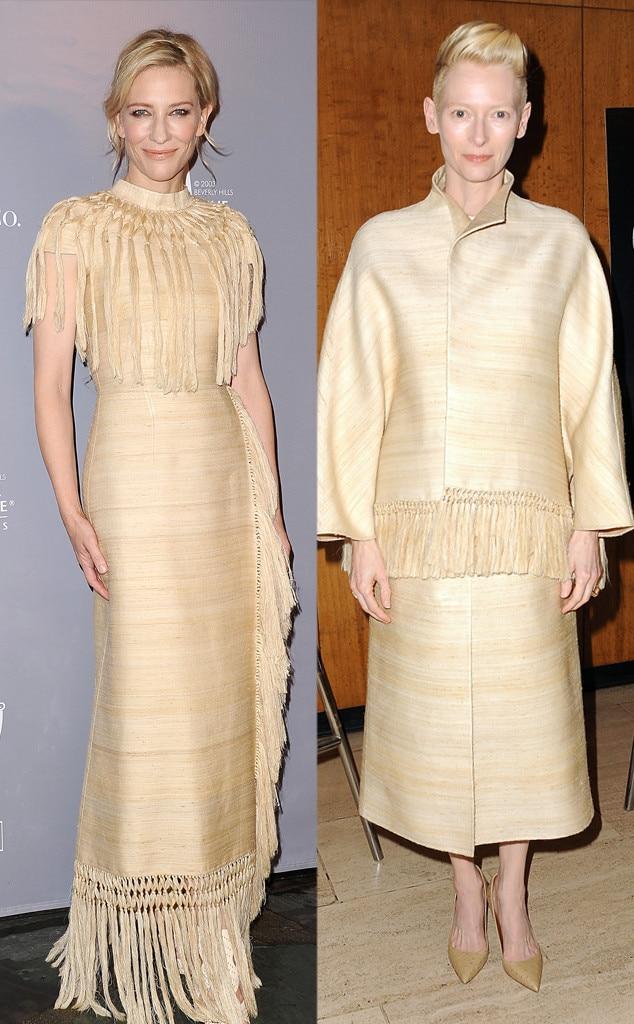 Cate Blanchett, Tilda Swinton