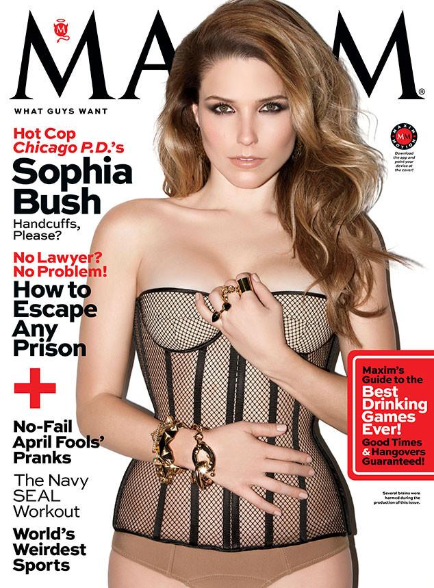 Sophia Bush, Maxim