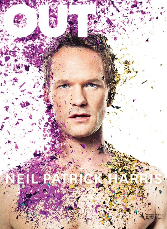 Neil Patrick Harris, Out