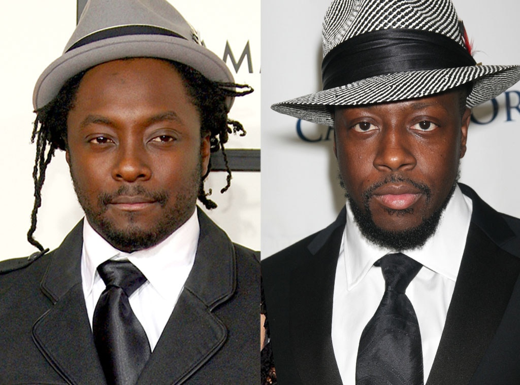 Will.I.Am, Wylclef Jean
