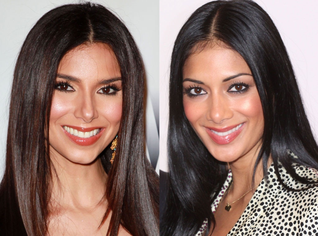 Roselyn Sanchez, Nicole Scherzinger