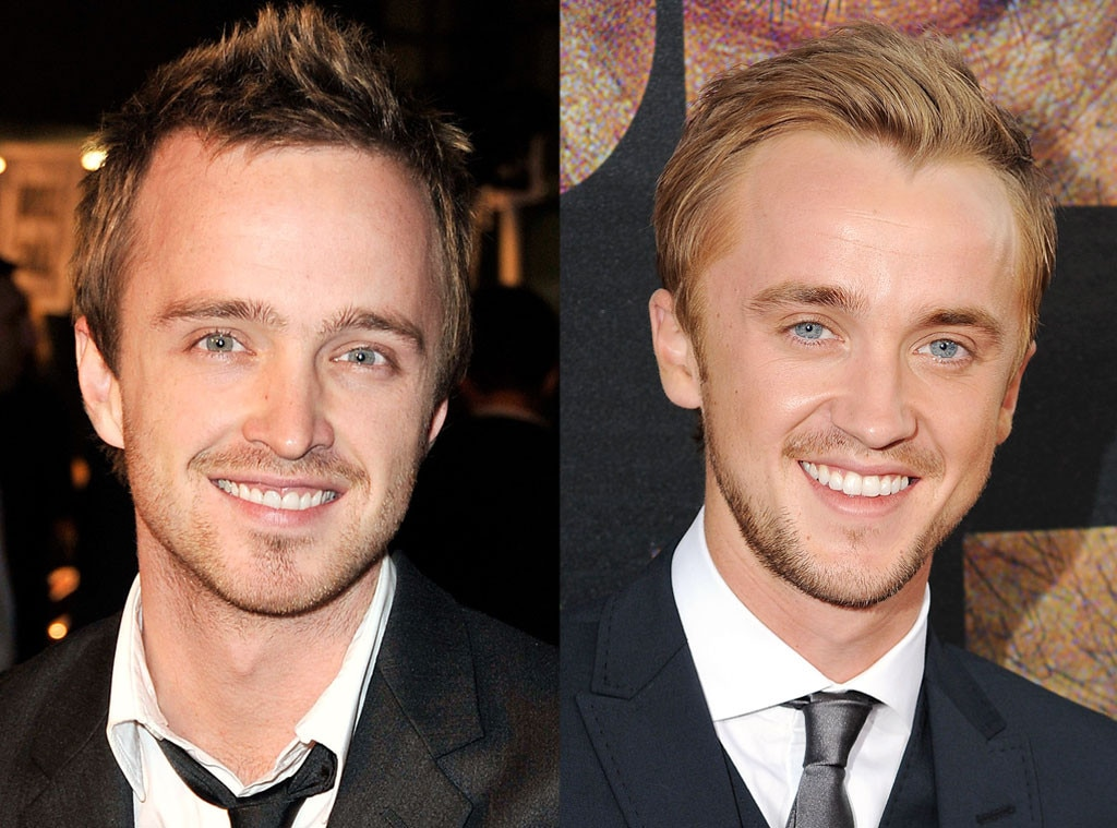 Aaron Paul, Tom Felton