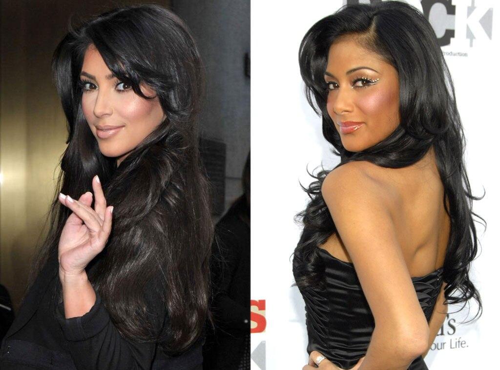 Kim Kardashian, Nicole Scherzinger