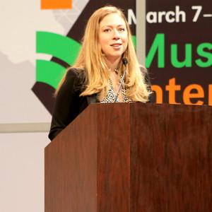 Chelsea Clinton, SXSW