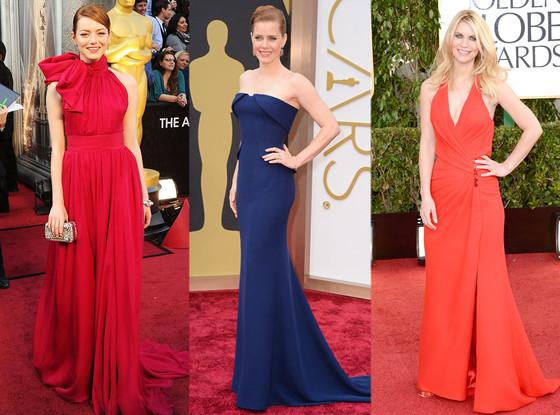 Emma Stone, Amy Adams, Claire Danes