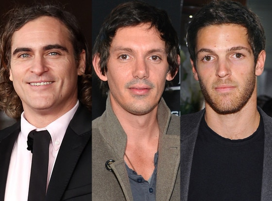 Joaquin Phoenix, Lukas Haas, PC Valmorbida, Lindsay Lohan