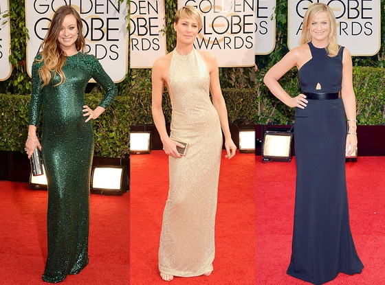Olivia Wilde, Robin Wright, Amy Poehler