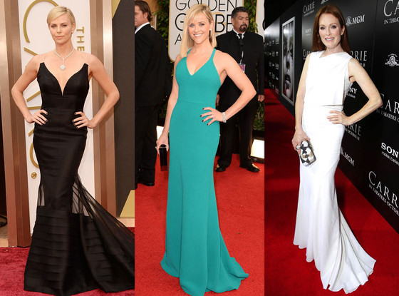 Charlize Theron, Reese Witherspoon, Julianne Moore