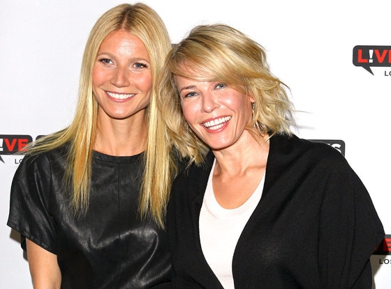Gwyneth Paltrow, Chelsea Handler
