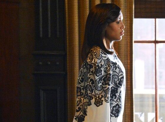 Scandal, Kerry Washington