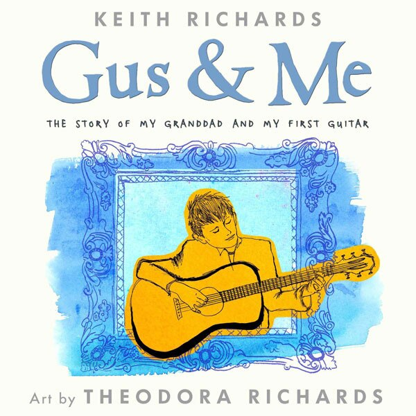Gus & Me, Keith Richards