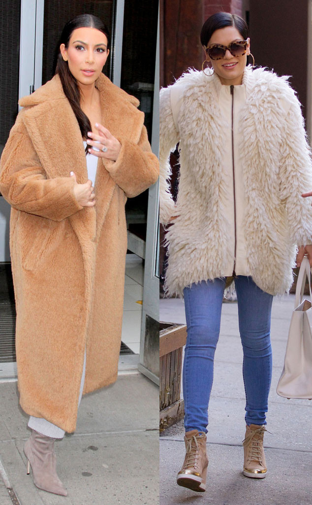 Kim Kardashian, Jessie J
