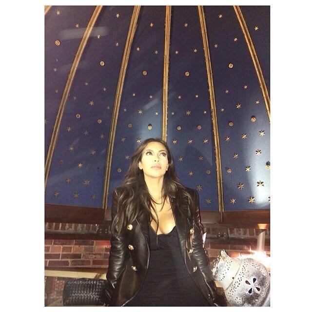 Kim Kardashian's Latest Pics