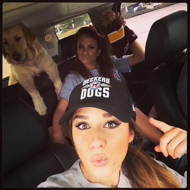 Jessie James Decker's Latest Pics