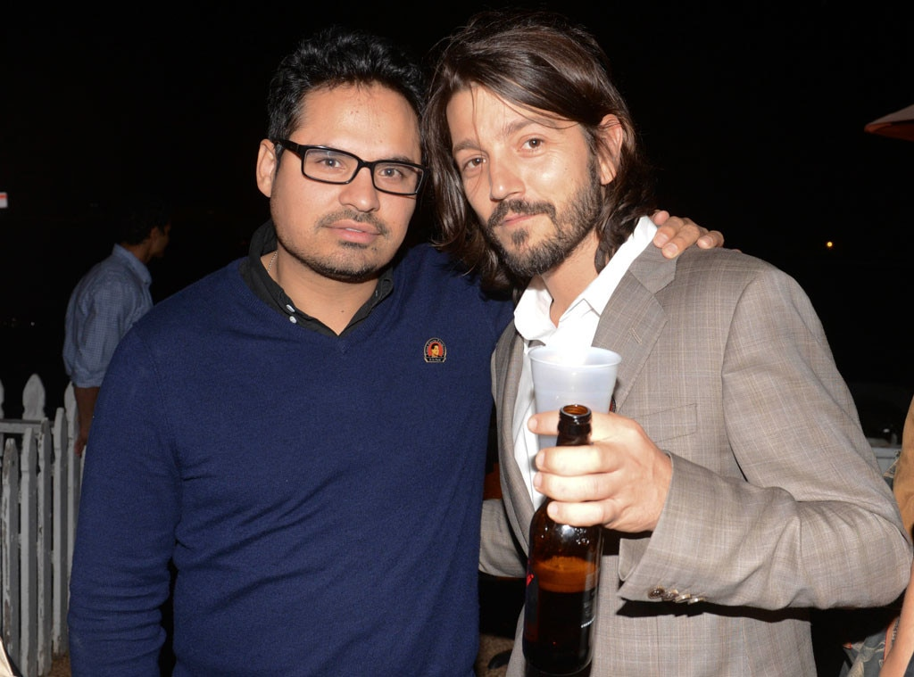 Diego Luna, Michael Pena