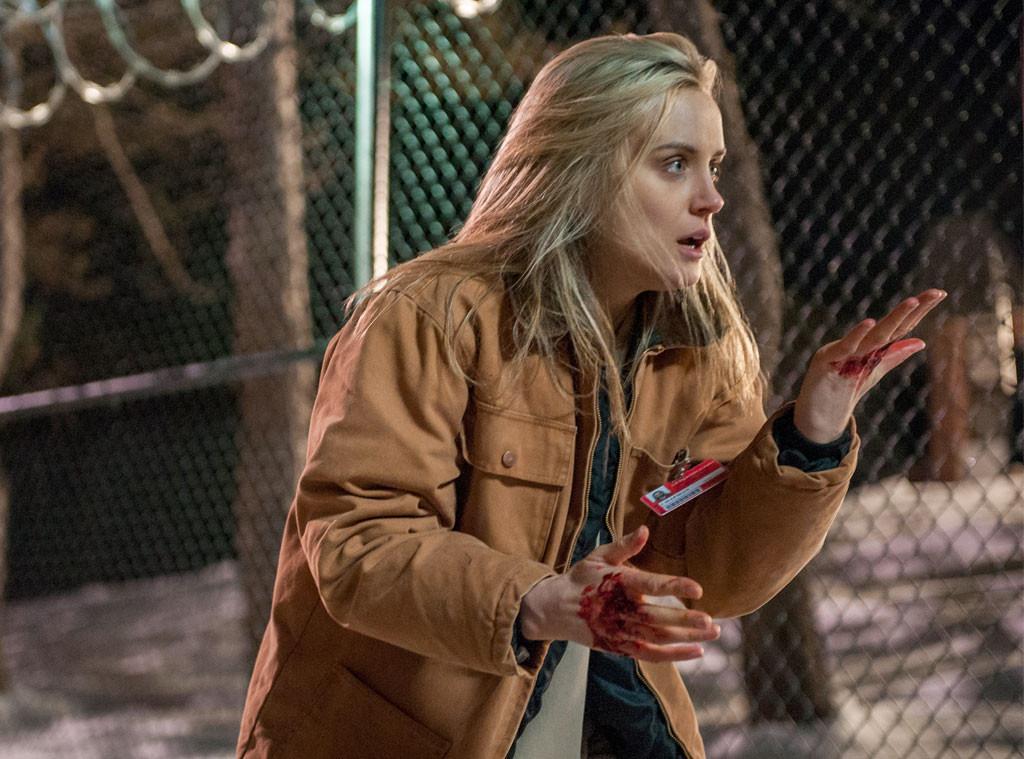 Taylor Schilling, Orange Is The New Black, Season 2