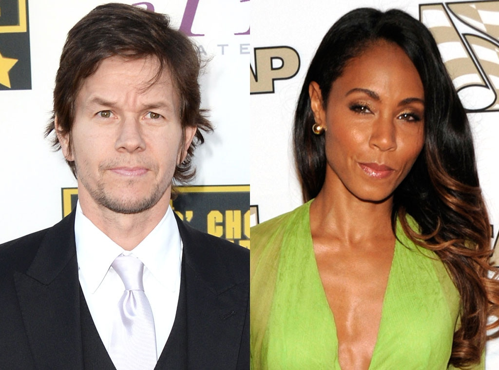 Mark Wahlberg, Jada Pinkett Smith, Same Age Gallery
