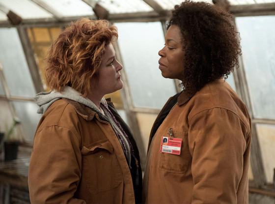 Kate Mulgrew, Lorraine Toussaint, Orange Is The New Black
