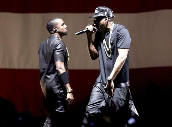 Kanye West, Jay-Z