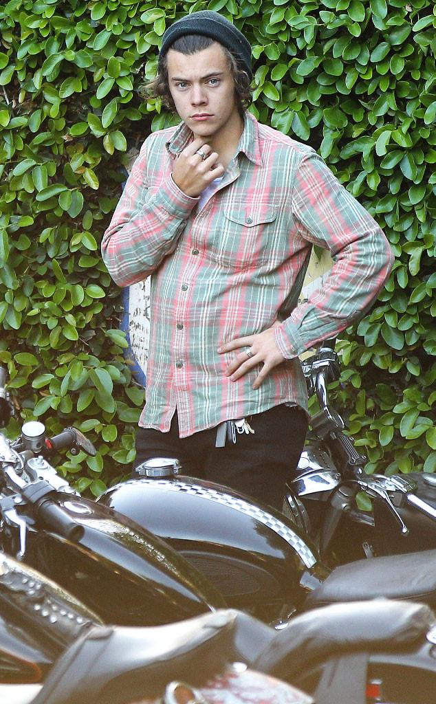Harry Styles, AAA Truck