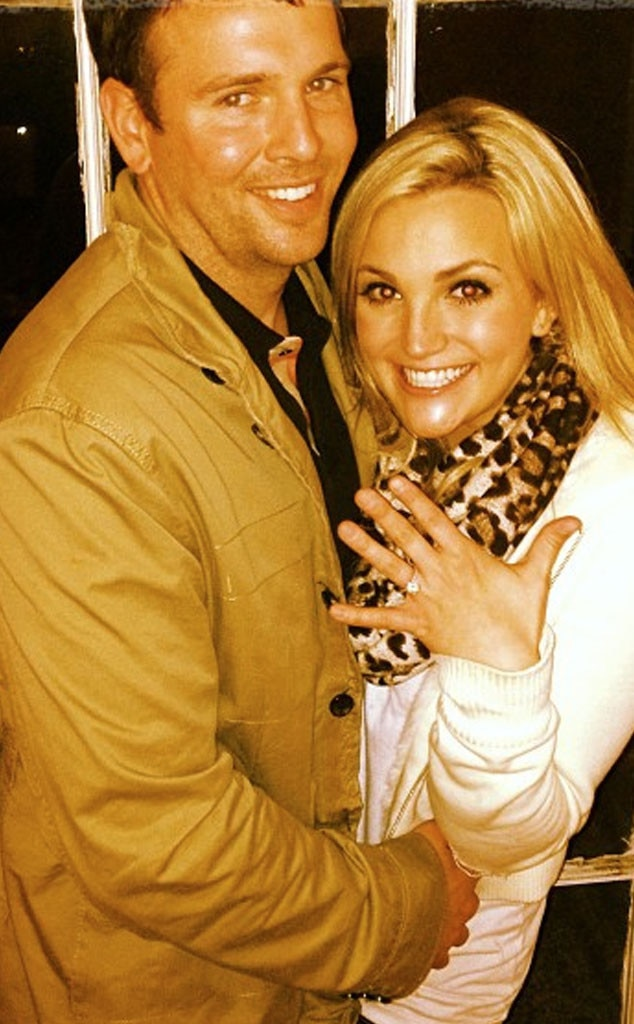 Jamie Lynn Spears Marries James Watson in New Orleans | E ...