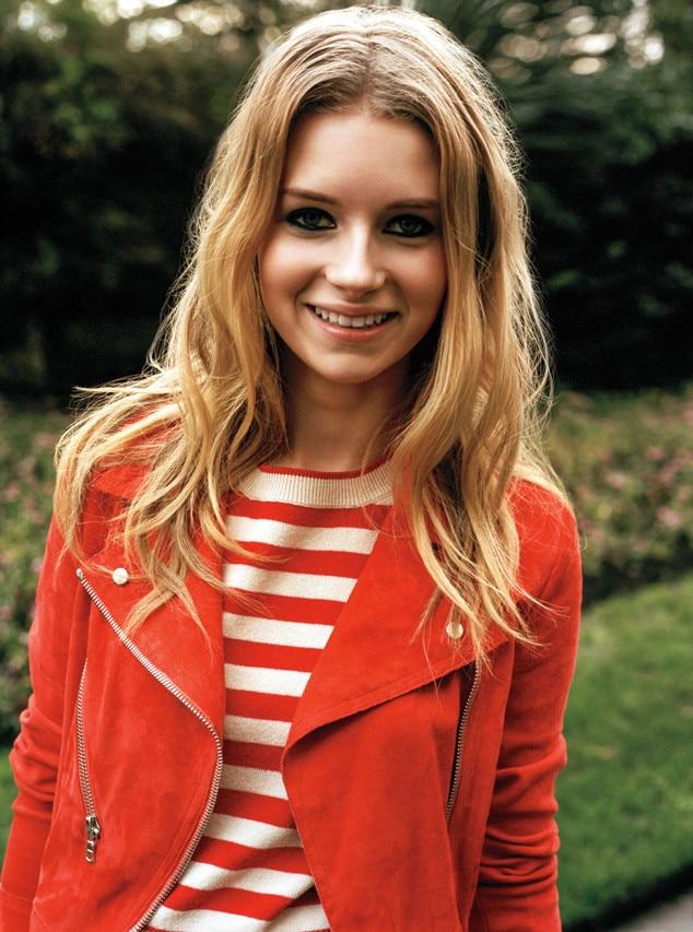 Lottie Moss, Charlotte Moss, Teen Vogue