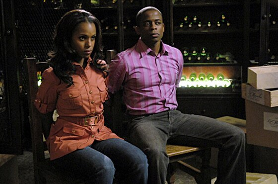 Psych, Kerry Washington, Guest Star